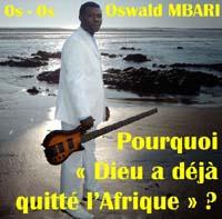 Album Pourquoi Dieu a déjà quitté l'Afrique?