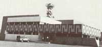 Télévision Centrafricaine fondée en 1974 où le groupe Commando effetue plusieurs enregistrements.
