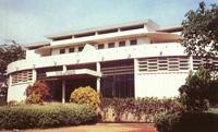 L'ancienne Ubac à Bangui