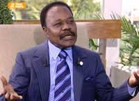 Le Président Omar Bongo Ondimba
