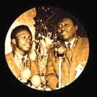 Joseph Kabassélé à droite