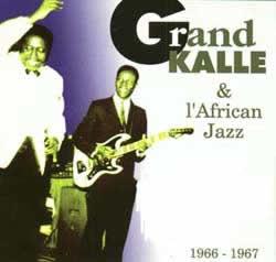 Joseph Kabassélé, Dr Nico et African Jazz