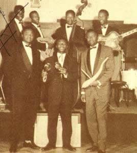Joseph Kabassélé et African Jazz