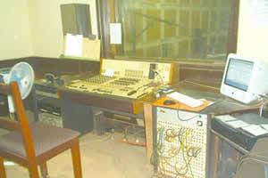 Radio Bangui ( Régie )