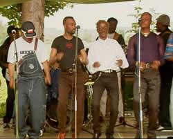 Le groupe Zaïko Langa Langa
