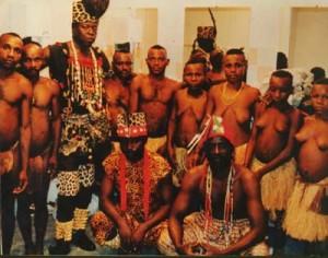Athanase et les pygmées