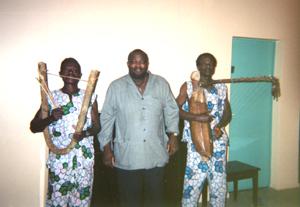 Joueurs de N'gombi